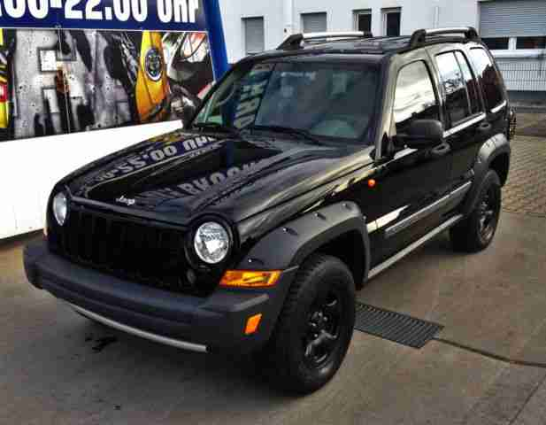 Jeep Cherokee 3.7 RENEGADE !