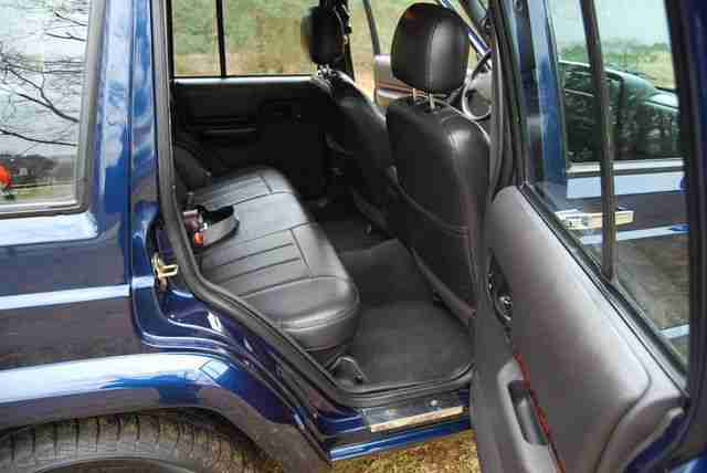 Jeep Cherokee 4.0 Limited Euro 3