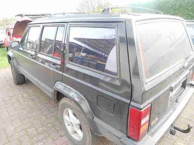 Jeep Cherokee 4.0 Ltr. High Output