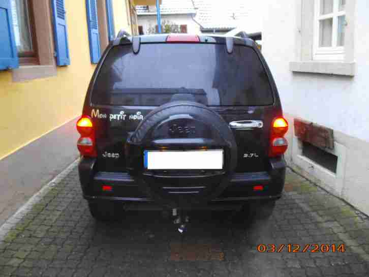 Jeep Cherokee/Liberty 3,7l Limited Edition AHK LPG 4X4
