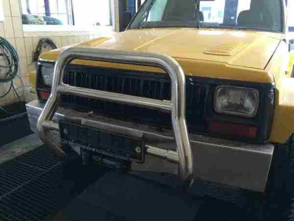 Jeep Cherokee Pickup
