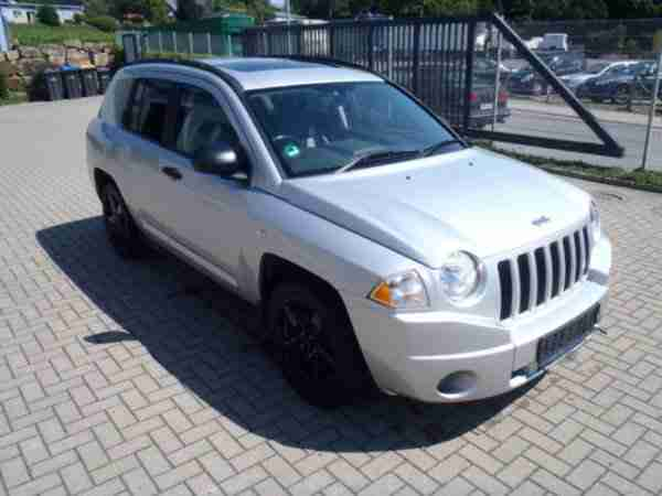 Jeep Compass 2.4 CVT Limited