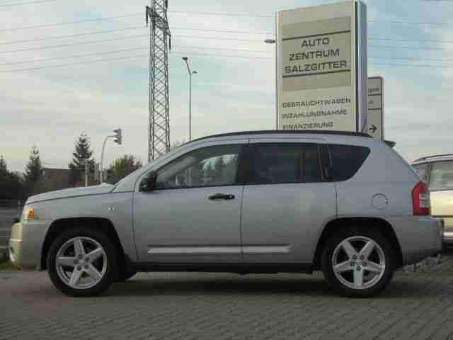Jeep Compass 2.4 Limited SHZ, Tempomat, Navi