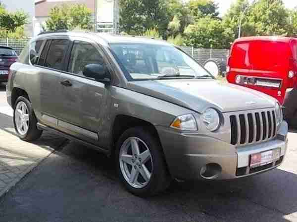 Jeep Compass Limited 4x4 Sport