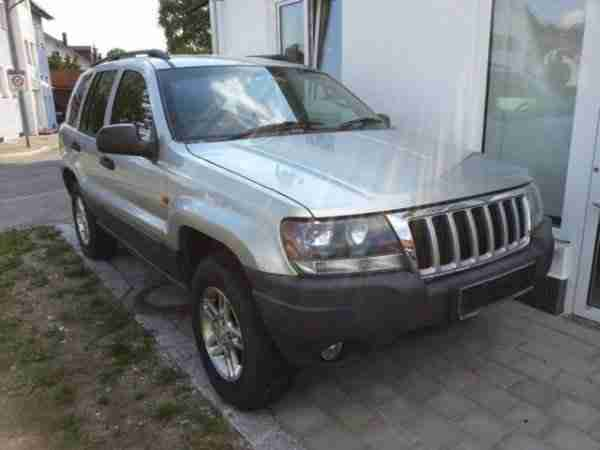 Jeep Grand Cherokee 2.7 CRD Laredo