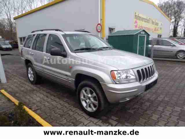 jeep grand cherokee 2 7 crd limited angebote dem auto. Black Bedroom Furniture Sets. Home Design Ideas