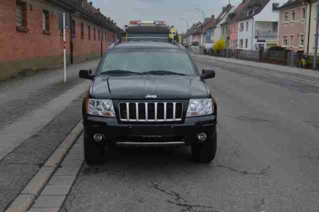 Jeep Grand Cherokee 2. 7 CRD Limited