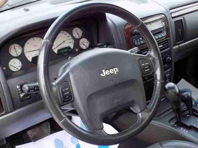 jeep grand cherokee 2 7 crd limited t v neu angebote dem. Black Bedroom Furniture Sets. Home Design Ideas