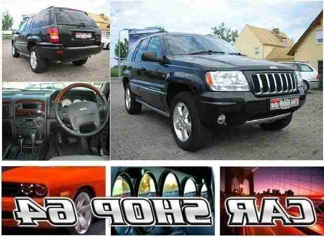 Jeep Grand Cherokee 2.7 CRD Overland>2.HAND TOP