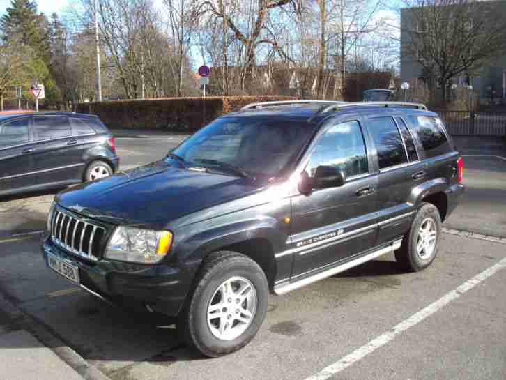 Jeep Grand Cherokee 2, 7 CRD Overland