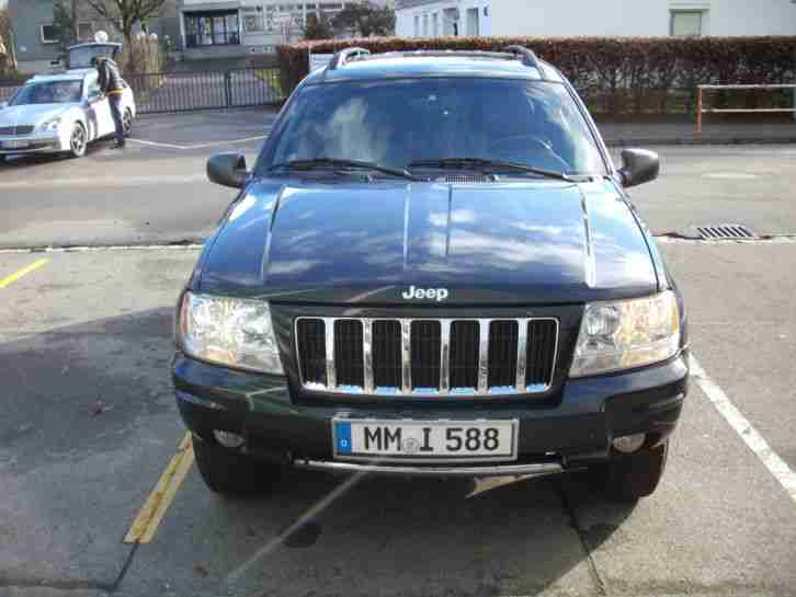 Jeep Grand Cherokee 2,7 CRD Overland
