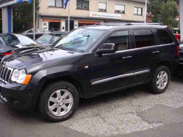 Jeep Grand Cherokee 3.0 CRD Automatik DPF Limited