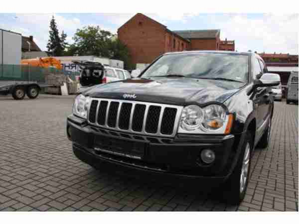 Jeep Grand Cherokee 3.0 CRD Automatik DPF Overland