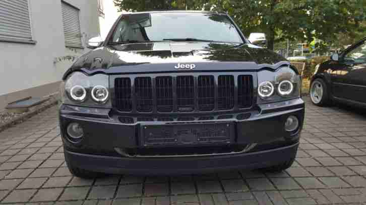Jeep Grand Cherokee 3.0 CRD DPF Limited Editon