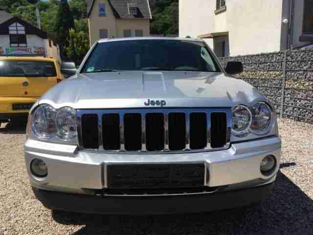 Jeep Grand Cherokee 3. 0 CRD Limited