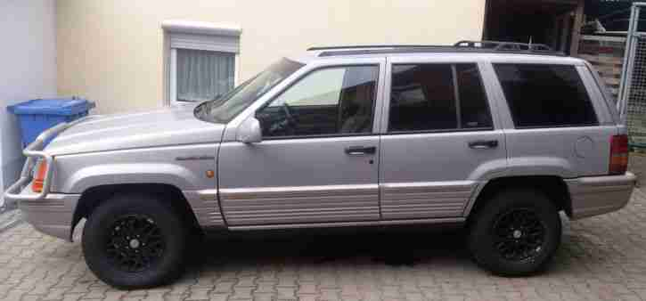Jeep Grand Cherokee 4,0 L, BJ 94, 180000 km