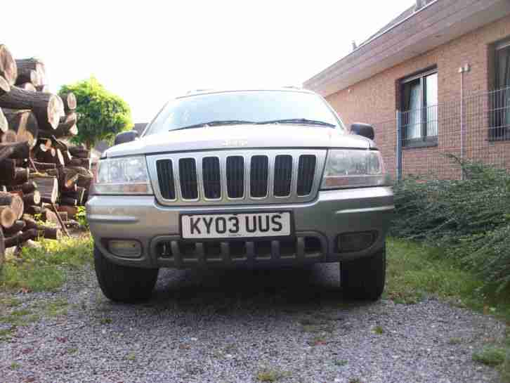 Jeep Grand Cherokee 4, 7 V8 Limited
