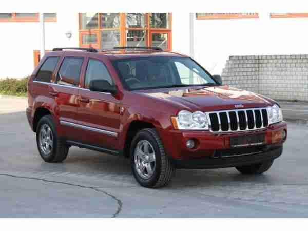 Jeep Grand Cherokee 5.7 V8 330PS HEMI Automatik Limited