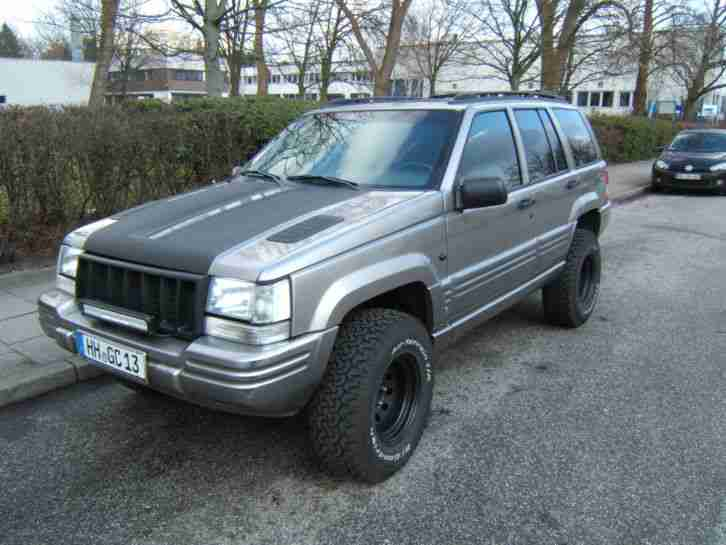 Jeep Grand Cherokee 5.9 V8 Limited LX ZJ / ZG