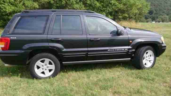 Jeep Grand Cherokee Limited 4.7 V8 4x4 hu 01/17