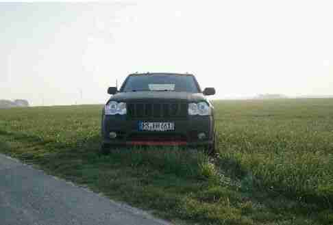 Jeep Grand Cherokee Srt8 GAßANLAGE