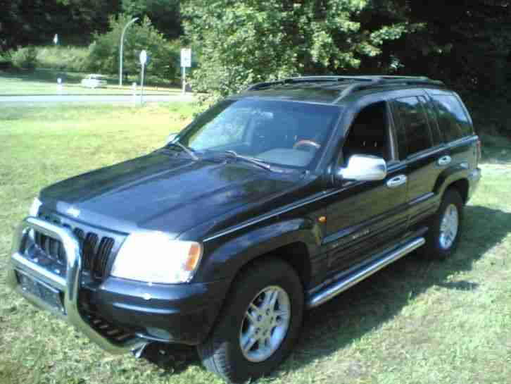 Jeep Grand Cherokee V8 Limited, 4, 7 L Startech