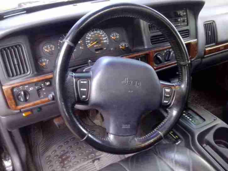 jeep grand cherokee zj 1996 v8 5 2 die besten angebote. Black Bedroom Furniture Sets. Home Design Ideas