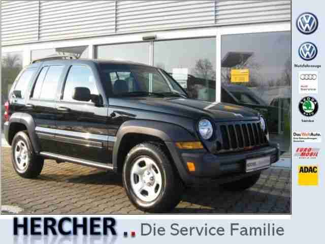 Jeep Jeep Liberty 3.7 Automatik Gas