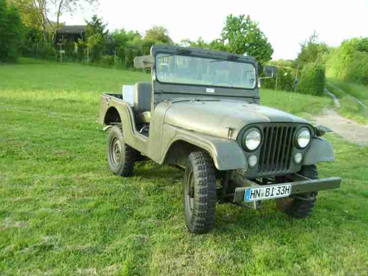 jeep willys kaiser m38a1 oldtimer us car angebote dem. Black Bedroom Furniture Sets. Home Design Ideas