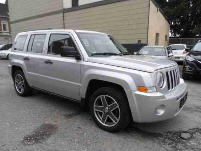 Jeep Patriot 2.0 CRD DPF Sport KLIMA