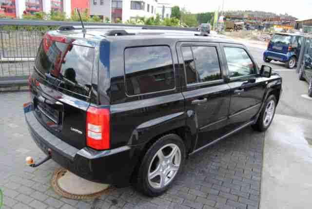 jeep patriot 2 4 limited lpg gasanlage angebote dem auto von anderen marken. Black Bedroom Furniture Sets. Home Design Ideas