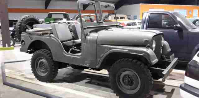 jeep willys overland kaiser cj5 armee rarit t angebote. Black Bedroom Furniture Sets. Home Design Ideas
