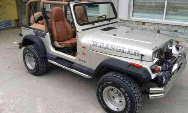 jeep wrangler 2 5 angebote dem auto von anderen marken. Black Bedroom Furniture Sets. Home Design Ideas