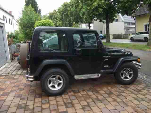 Jeep Wrangler 4.0 Sport Hardtop/Softtop 2.Hand