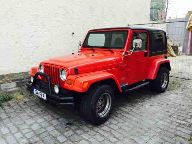 jeep wrangler tj sport 2 5 lpg gasanlage top angebote dem auto von anderen marken. Black Bedroom Furniture Sets. Home Design Ideas