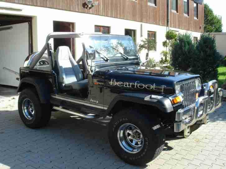 jeep wrangler yj 4 0 die besten angebote amerikanischen autos. Black Bedroom Furniture Sets. Home Design Ideas