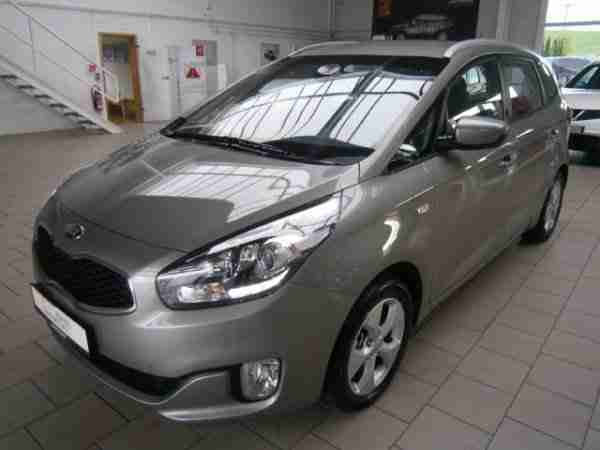 Kia Carens 1, 6 GDI 135PS Edition 7 mit Emotion