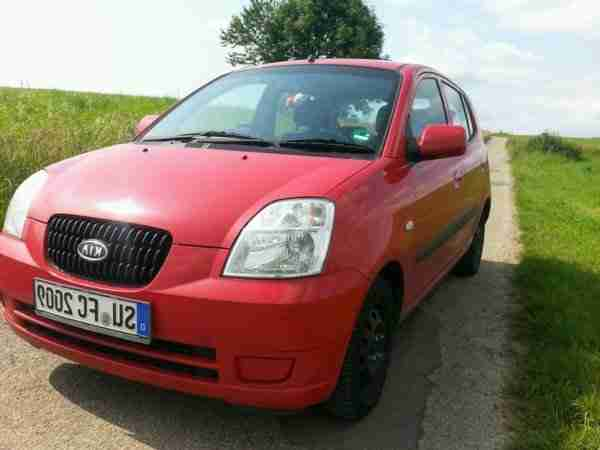 Picanto mit Gas Anlage BJ2007