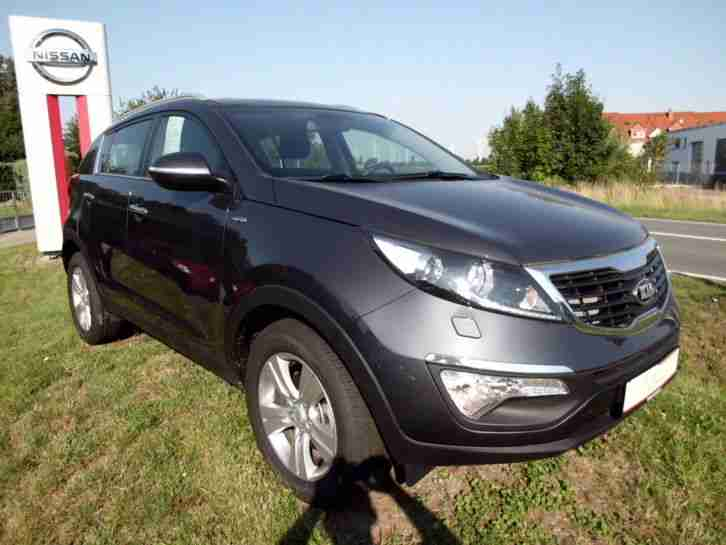 Sportage 2.0 CRDI 136 PS AWD AT PS Vision Funktions