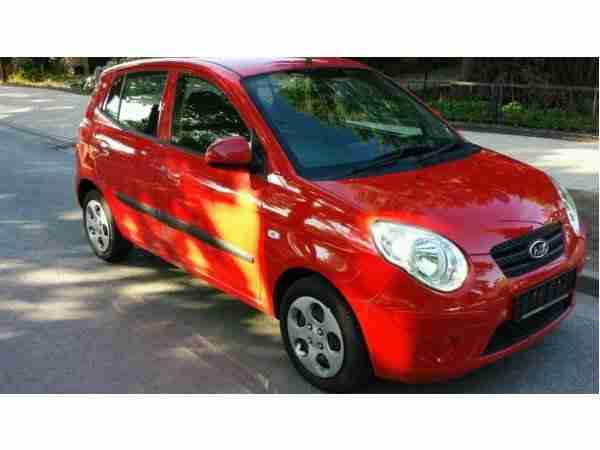 picanto Klima Radio CD MP3 Rot 2009