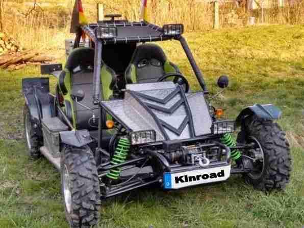 kinroad 650gk 800 alto umbau buggy angebote dem auto von anderen marken. Black Bedroom Furniture Sets. Home Design Ideas