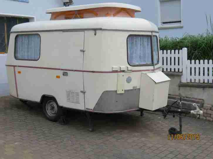 kleiner leichter wohnwagen eriba hymer touring wohnwagen wohnmobile. Black Bedroom Furniture Sets. Home Design Ideas