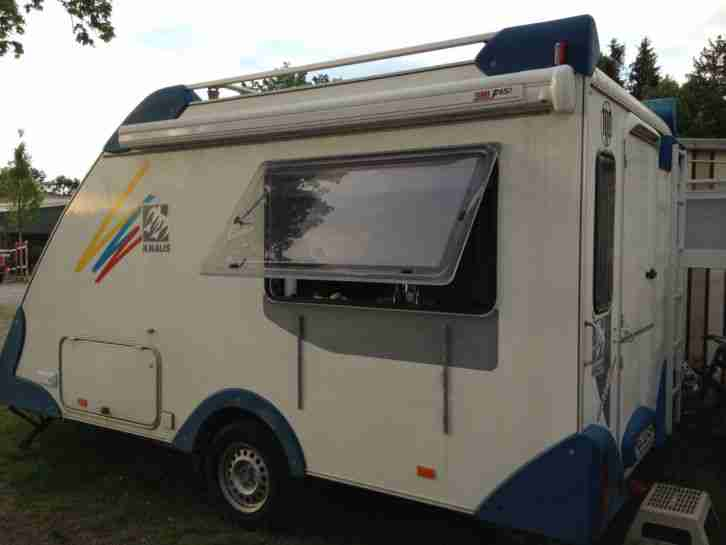 knaus sport fun 430 wohnwagen evtl wohnwagen wohnmobile. Black Bedroom Furniture Sets. Home Design Ideas