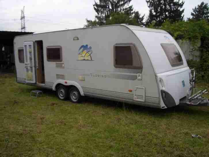 knaus s dwind 650 fsk wohnwagen wohnmobile. Black Bedroom Furniture Sets. Home Design Ideas