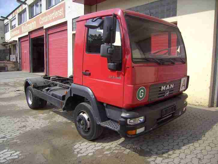 LKW MAN L 2000( (8.140 ) Fahrgestell, Bj. 2003 incl. MwSt