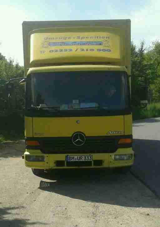 Mercedes Nutzfahrzeuge Köln