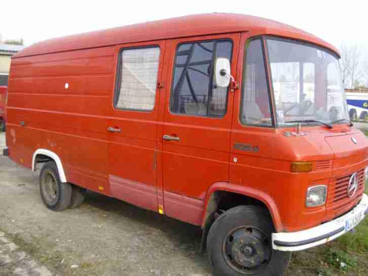lkw transporter diesel oldtimer mercedes 608d nutzfahrzeuge angebote. Black Bedroom Furniture Sets. Home Design Ideas