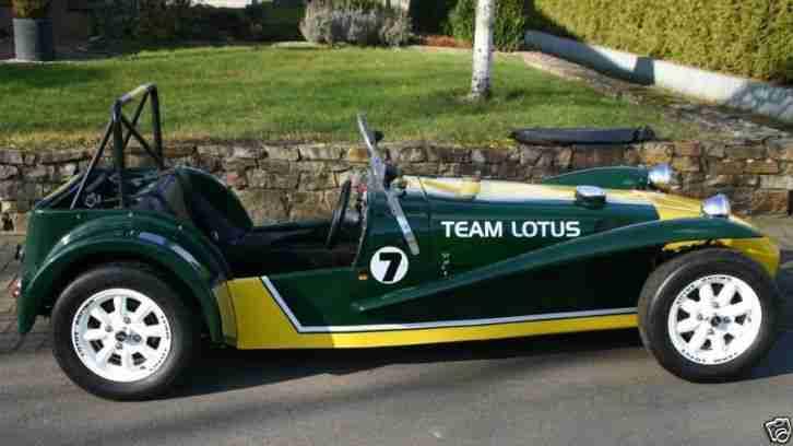 lotus super seven westfield pre lit sportwagen angebote. Black Bedroom Furniture Sets. Home Design Ideas