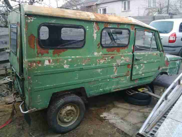 LUAZ 969 M 4x4 Uaz Vaz Decor Lang Long