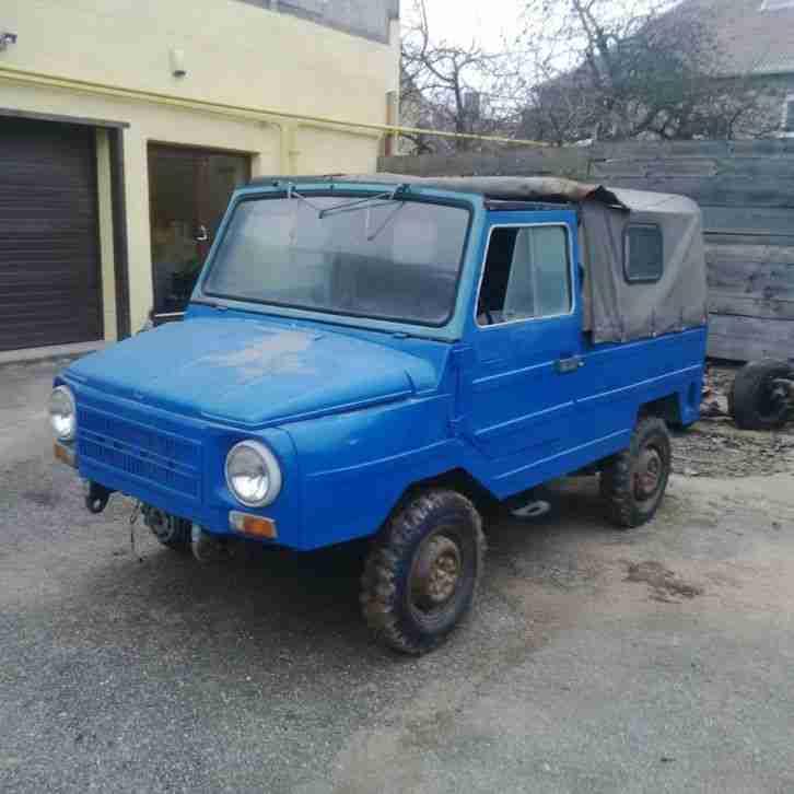 LUAZ 969M 969 4x4 L UAZ GAZ - Topseller Oldtimer Car Group.